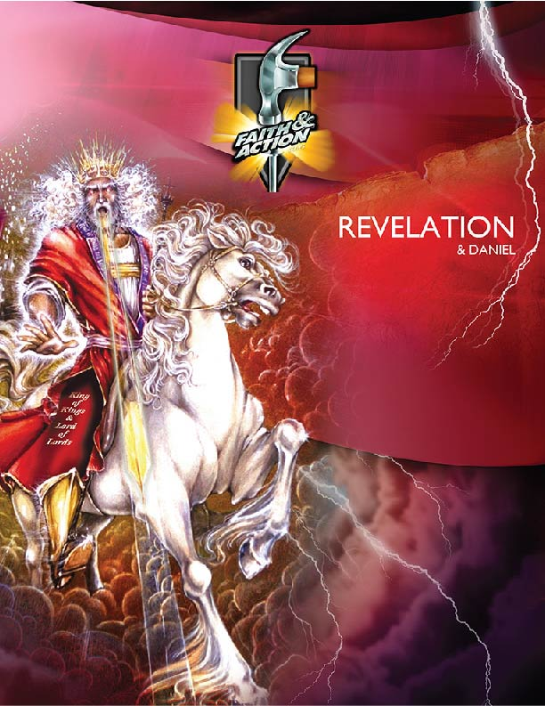 Revelation & Daniel - Printed Student Manual - 4414-34E0